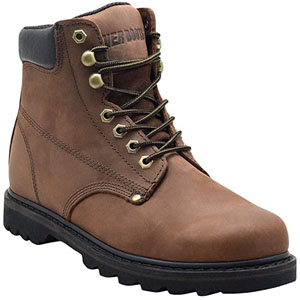 """Ever Boots """"Tank Men's Soft Toe Boots"""