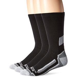 Carhartt Breathable & Lightweight Work Crew Men`s Socks