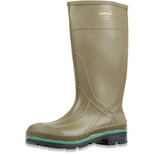 "Servus MAX 15"" PVC Chemical-Resistant Soft Toe Men's Work Boots"