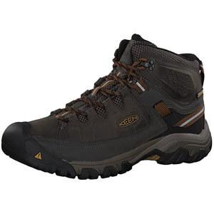 KEEN Men's Targhee iii mid Leather wpm Hiking Boot