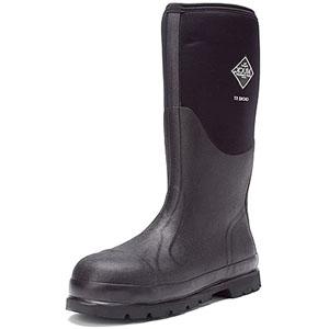 Muck Boots Chore Classic Tall Steel Toe Men's Rubber Work Boot