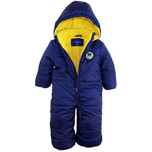 iXtreme winter puffer baby boys expedition snowsuit