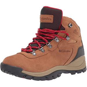Columbia Women's Newton Ridge Plus Waterproof Amped Hiking Boots