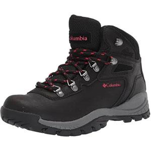 Columbia Women's Newton Ridge Plus Waterproof Boot (Black)