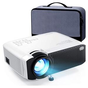 "APEMAN 5000L Brightness 180 "" Display Projector"