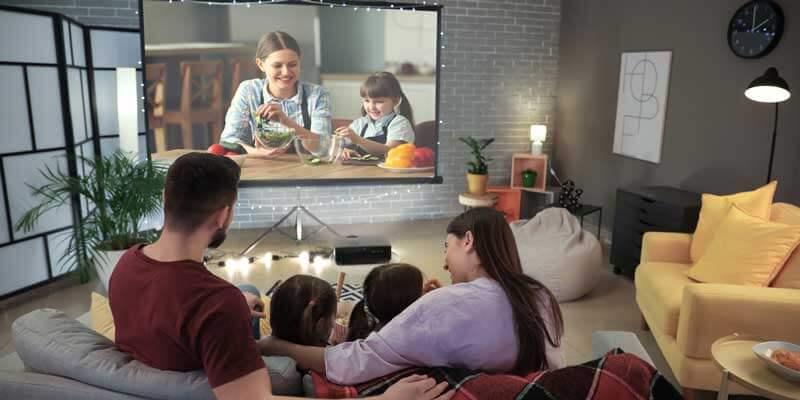 Best Motorized Projector Screens