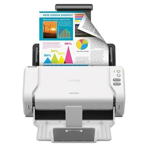 Brother High-Speed Desktop Document Scanner