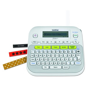 Brother P-Touch, PTD210