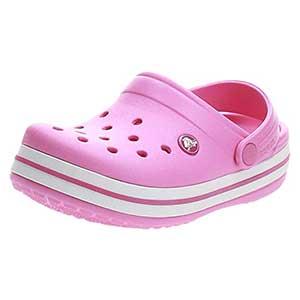 Crocs Kid's Crocband Clog Slip On Water Shoe For Toddlers, Boys, Girls
