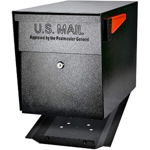Epoch 7106 Curbside Locking Mailbox