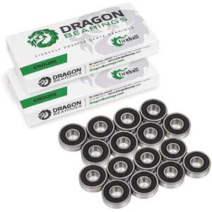 Fireball Dragon Precision Bearing Review