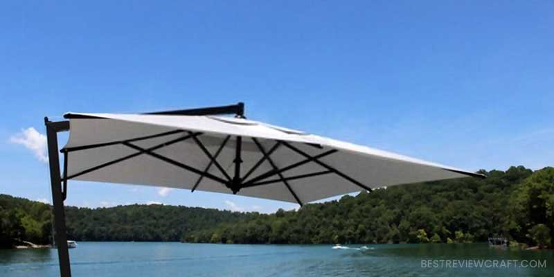How To Replace Offset Umbrella Canopy