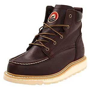 Irish Setter Men's 6″ 83605 Work Boot