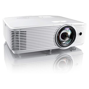 Optoma EH412ST Short Throw 1080P HDR Professional Projector