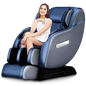 Robotic SL-Track Real Relax Massage Chair