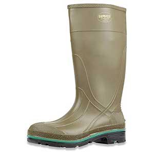Servus MAX 15 PVC Chemical-Resistant Soft Toe Men's Work Boots