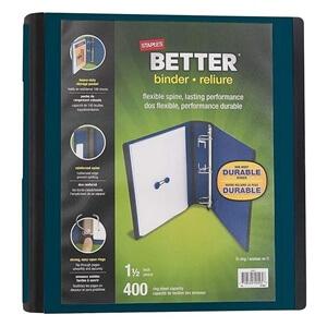 Staples Better binder