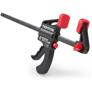 TEKTON Mini 6-Inch x 1-12-Inch Ratchet Bar Clamp
