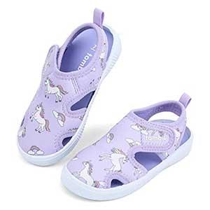 Tombik Toddler Cute Aquatic Water Shoes BoysGirls Beach Sandals