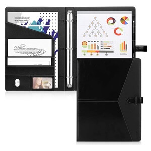 ToplivePadfolio 3 Ring Binder