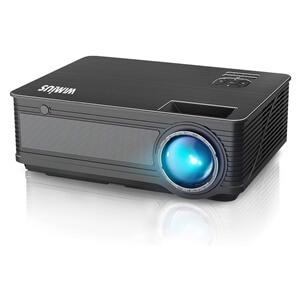 WiMiUS Upgrade P18 8000L LED Movie Projector
