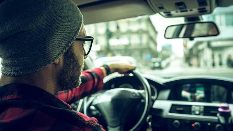 driving focused