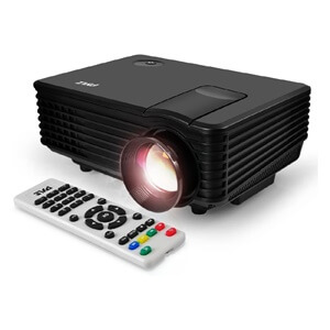 Portable Video Projector Full HD